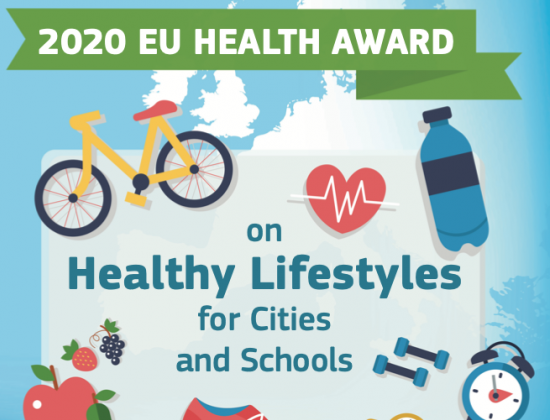Appel à projets - EU Health Award 2020