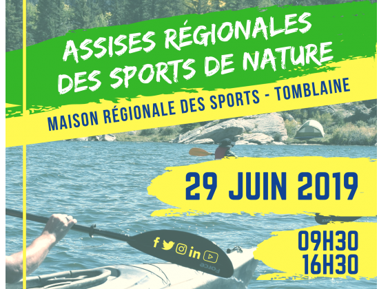 Assises régionales des Sports de Nature
