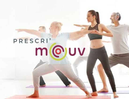 Lancement officiel du dispositif PRESCRI'MOUV