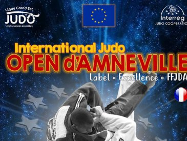 International Judo Open d'Amnéville