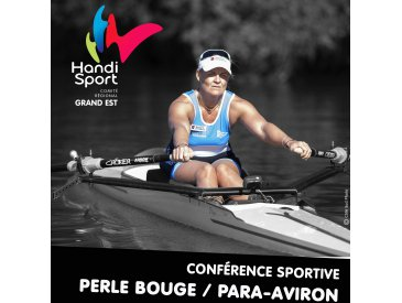 Conférence Sportive : Perle Bouge